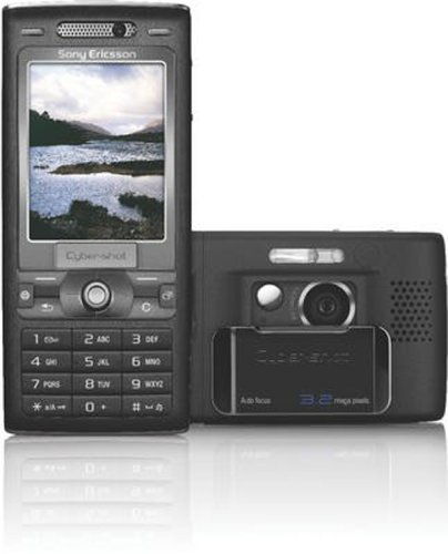 Sony Ericsson K800i On Vodafone Pay As You Go