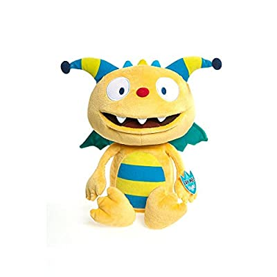 Henry Hugglemonster Feature Plush by Just Play