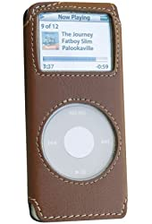 Covertec Luxury Pouch Case for iPod Nano - Nappa Leather