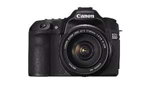 Canon EOS 50D Digital SLR Camera (incl. EF-S 17-85mm f/4-5.6 IS USM Lens Kit)