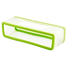 HopCentury Replacement TPU Gel Soft Case Skin Cover Pouch Box for Bose Soundlink Mini Bluetooth Speaker Green