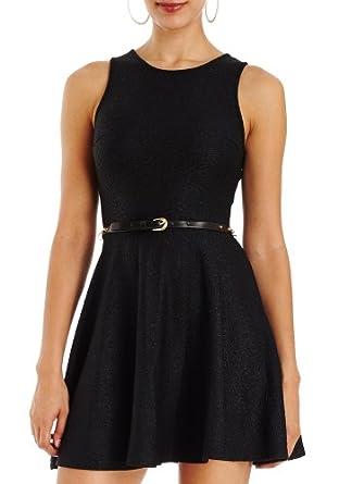 2B Amanda Full Skirt Cheetah Dress 2b Day Dresses Blk-xl