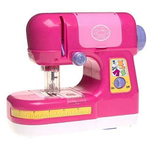 My First Sewing Machine with Pedal, Thread, and Measuring Tape - Buy My First Sewing Machine with Pedal, Thread, and Measuring Tape - Purchase My First Sewing Machine with Pedal, Thread, and Measuring Tape (PlayGo, Toys & Games,Categories,Pretend Play & Dress-up,Sets,Cooking & Housekeeping,Housekeeping)