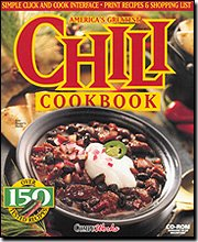 America's Greatest Chili Cookbook