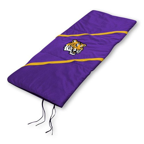 "BSS - LSU Tigers NCAA MVP"" Collection Sleeping Bag (29""x66"")"" at Amazon.com"