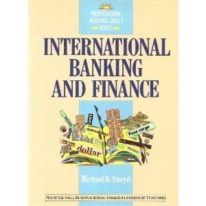 International Banking and Finance (Professional English)