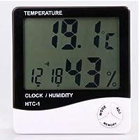 Thermomèthe et humidité LCD digital