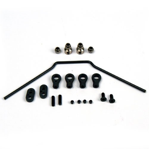 Atomik Front Sway Bar Assembly for Metal Mulisha 1:8 RC Truck - 1