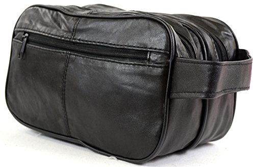 mens-super-soft-nappa-leather-toiletries-travel-holiday-over-night-weekend-wash-bag-black
