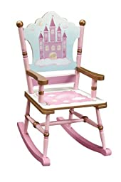 Guidecraft Princess Rocker