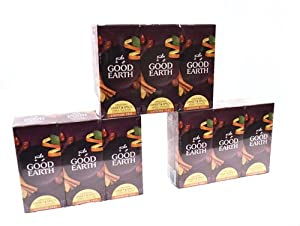 Good Earth Original Sweet and Spicy Herbal Tea Blend 9 Pack Caffeine Free