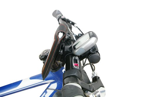 iPhone Bike Holster with mini bar (IPhone4 Must Remove Protection Cover to fit in)