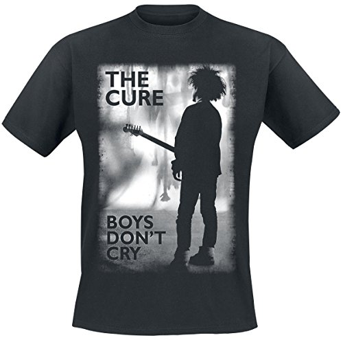 The Cure Boys Don't Cry T-Shirt nero XXL