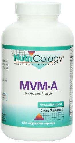 Nutricology Mvm-A Antioxidant Protocol Vegicaps, 180-Count