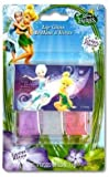 Disney Tinkerbell Triple Lip Gloss 3Pc Set Compact