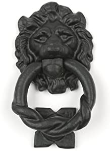 Lynn Cove Al37120 Lion Head Door Knocker Yjd 4