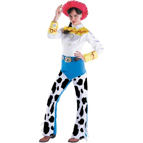 Disguise Women's Disney Toy Story 2 Jessie Adult Costume
