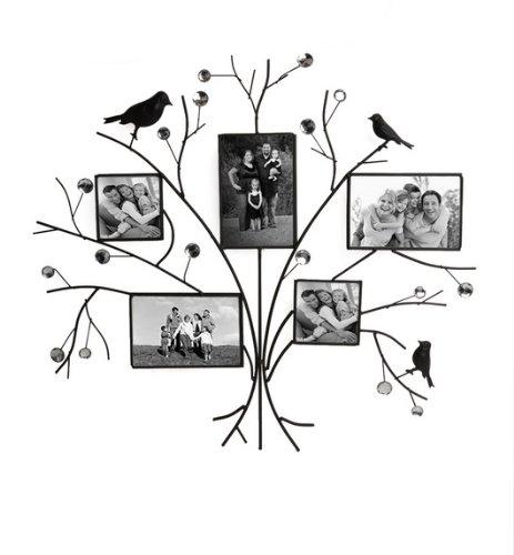 Urban Living Family Tree Hoto Frame To Hold Multiple Family Photos ...