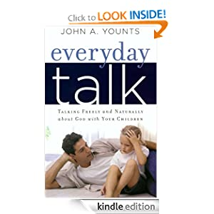 Everyday Talk: Talking about God with Your Children