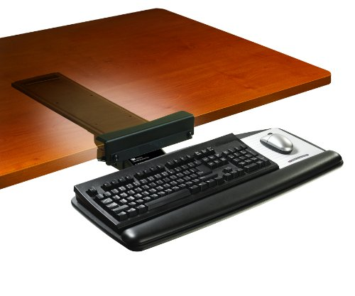 3M AKT65LE Under Desk Keyboard Drawer