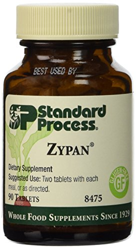 Zypan 90 Tabs by Standard Process