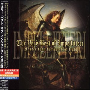 Impellitteri - The Very Best of Impellitteri: Faster Than the Speed of Light - Zortam Music