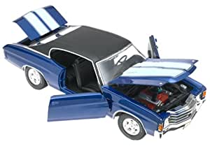 Amazon.com: Maisto 1:18 Die Cast Car ~ Chevrolet Chevelle SS454 - 1972
