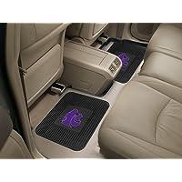 Kansas State University Backseat Utility Mats 2 Pack