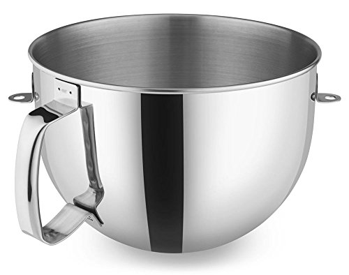 KitchenAid 7 Qt Bowl-Lift Mixer Stainless Bowl KA7QBOWL