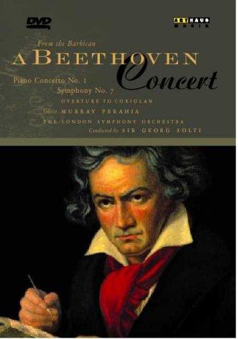 Piano Concerto 1/ Symphony 7 [DVD] [2001]