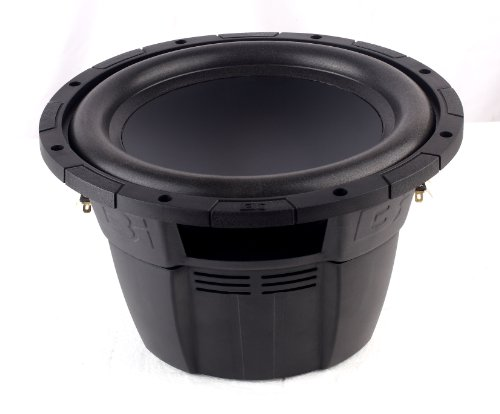 Quantum Bpw10D Bass Inferno 10-Inch 2000 Watts 4 Ohms Dvc Subwoofer