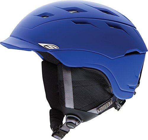 Smith Optics Variance Snow Helmet Matte Cobalt Medium