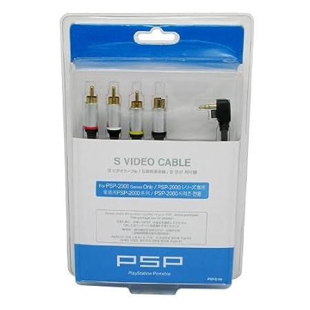 S Video AV Cable for PSP 2000 Slim
