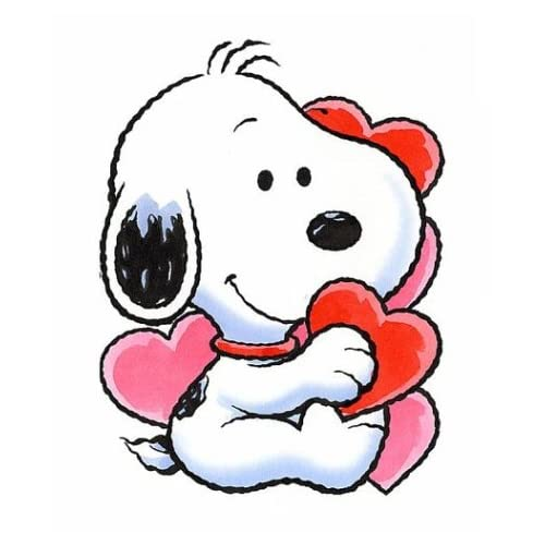 Baby Snoopy's Valentine: Charles M. Schulz: 9780689857812
