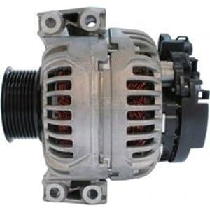 Alternator A004TR5491 Scania BUS 1475570, 1777299 100A 24V: Automotive