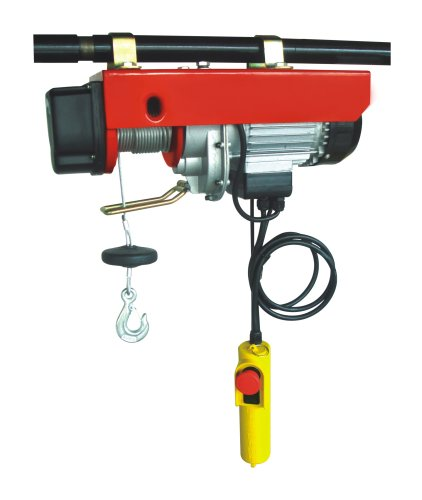 Maxtra Electric 910W Hoist Lifting Pulley 250/500kg