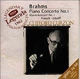 ブラームス : ピアノ協奏曲 第1番 ニ短調 作品15