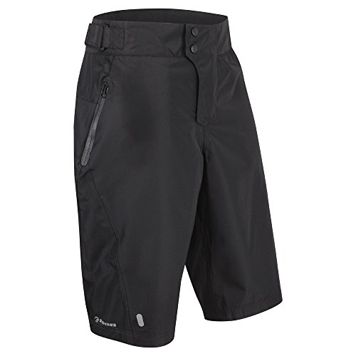 Tenn Mens Protean MTB/Downhill Cycling Shorts - Black - Med