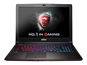 MSI GE62 APACHE-276;9S7-16J212-276 15.6-Inch Gaming Laptop