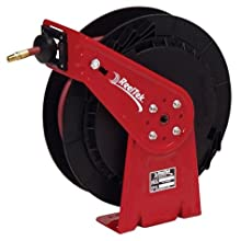 Reelcraft RT835-OLP 1/2-Inch by 35-Foot 300 PSI Spring Rewind Hose Reel