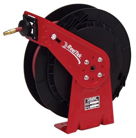 Reelcraft RT835-OLP 1 2-Inch by 35-Foot 300 PSI Spring Rewind Hose ReelB0001AKSUQ : image