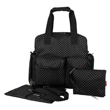 ECOSUSI Diaper Bag Backpack Baby Bag Multifunctional Three Ways Maternity Bag - 1