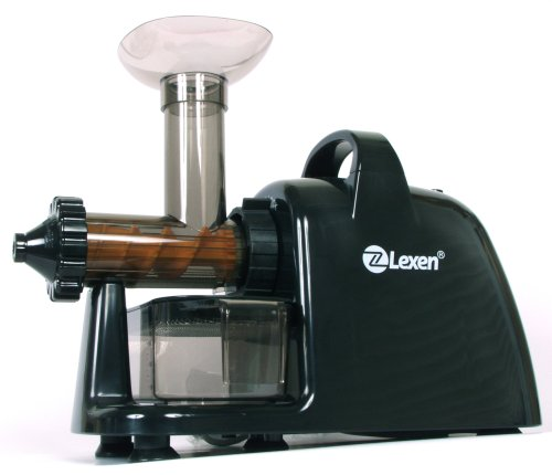 Wheatgrass Juicer Electric ~ Wheatgrass juicer by lexen products healthy