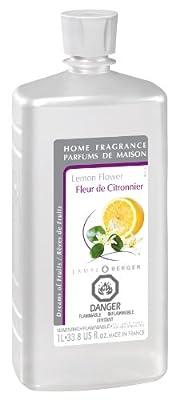 Lampe Berger Fragrance, 33.8 oz , Lemon Flower
