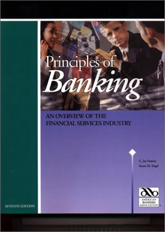 Principles Of Banking (7th ed)
