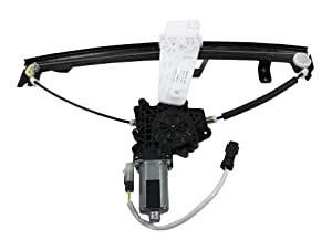 Tyc 660175 jeep grand cherokee front passenger for 2001 jeep grand cherokee passenger window regulator