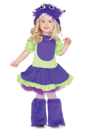 Cuddle Monster Toddler Costume