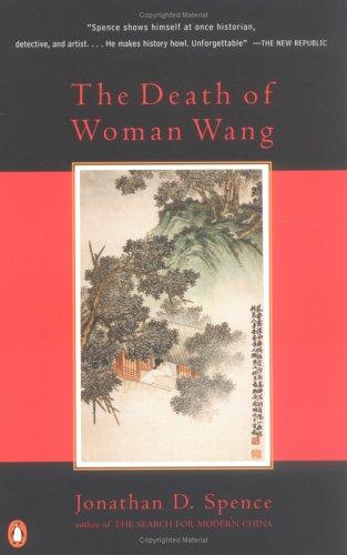 Death of Woman Wang, JONATHAN D. SPENCE