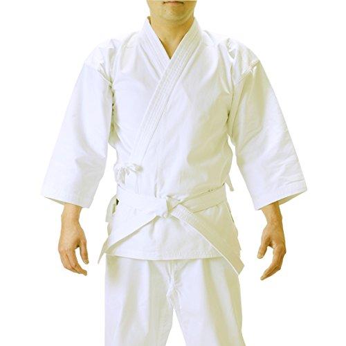 [Karate 3 piece set: empty hand way wear set (4)