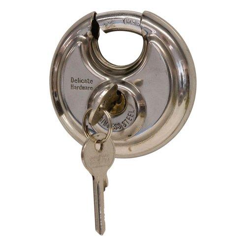 Carpoint 0410232 Diskusschloss 70 mm Blister